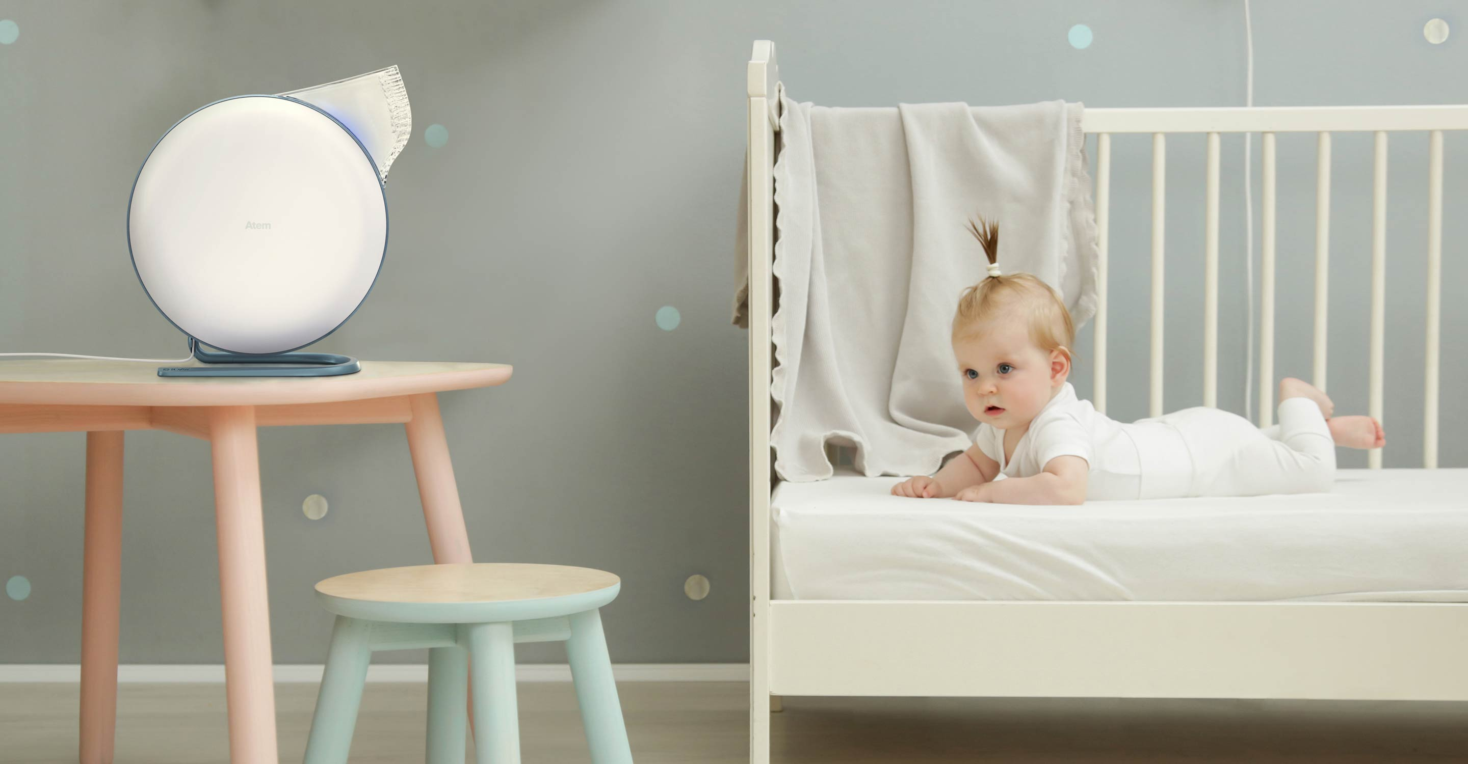 9 ways to improve the air quality in your baby's room